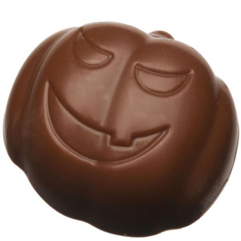 Mini Pumpkin 10g Milk Chocolate