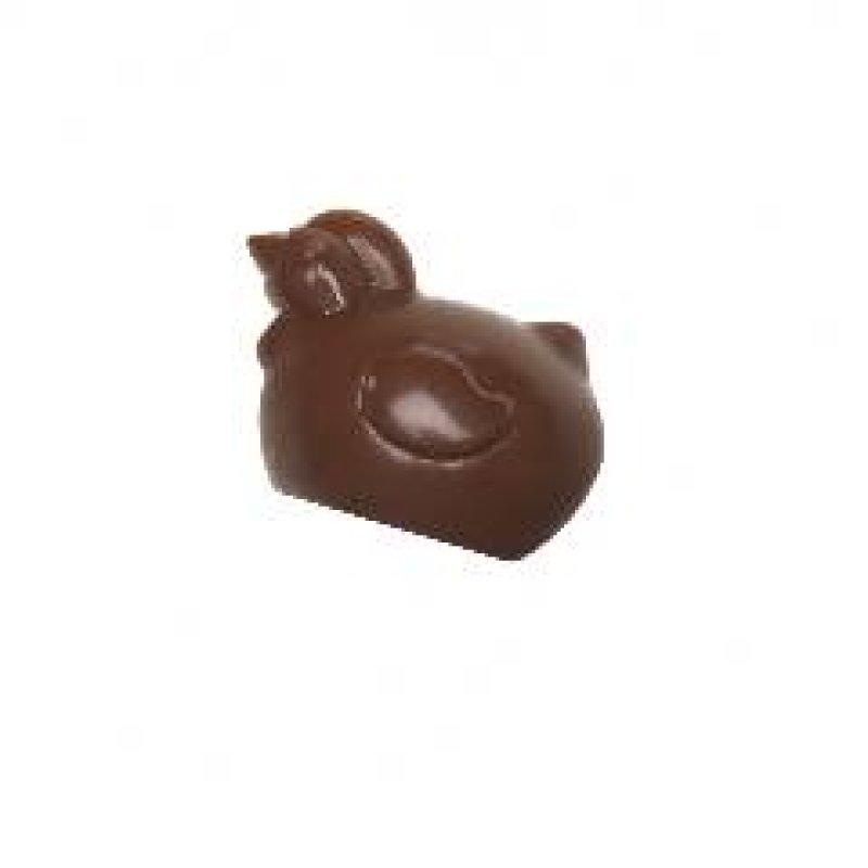 Veľkonočné kuriatko z mliečnej čokolády 10g