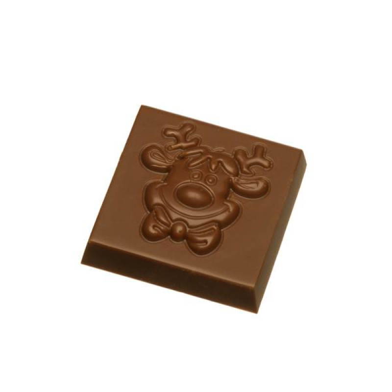Christmas Chocolate Milk Chocolate 7g
