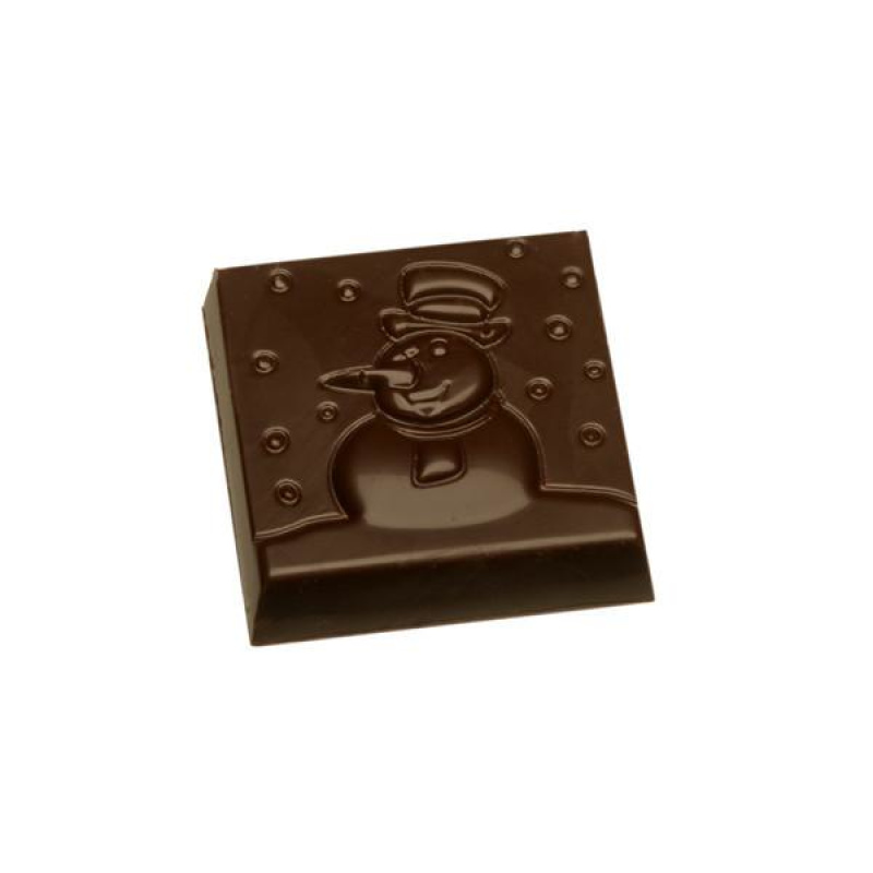 Christmas Chocolates Dark Chocolate 7g