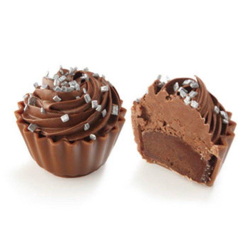 Cupcake chocolate / Mufin čokoláda