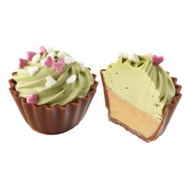 Cupcake hazelnut / Orieškový mafin