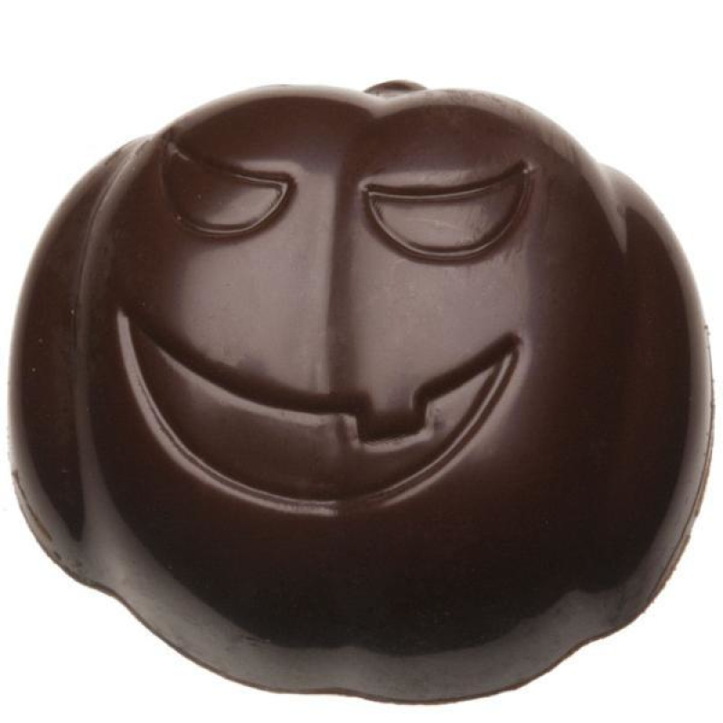 Mini Pumpkin 10g Dark Chocolate