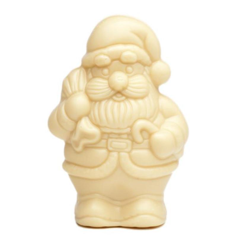 Mini Santa 50 g Biela čokoláda