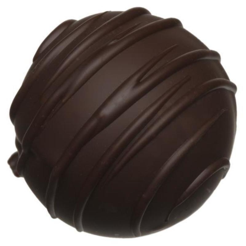 Noir De Noir 80% Dark Round Truffle