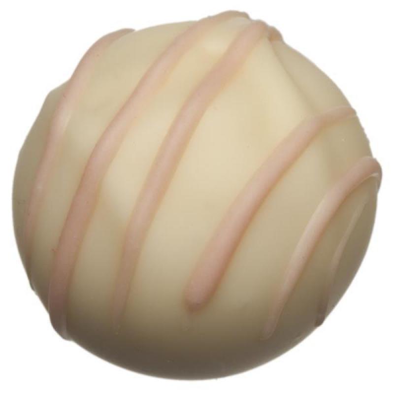 Pink Marc de Champagne Round Truffle